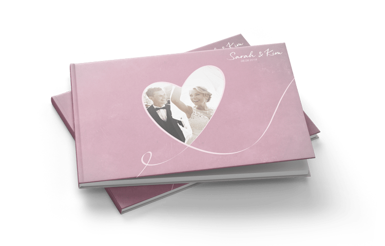 Wedbox wedding photobook